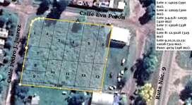 Terrenos exc ubicación San Jose de La Dormida