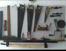 Metal mecánica Carpintería