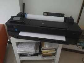 Impresora plotter Hp en perfecto estado funcional