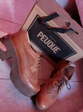 Zapatos Peuque