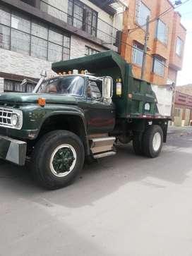 Venta Volqueta Ford 65