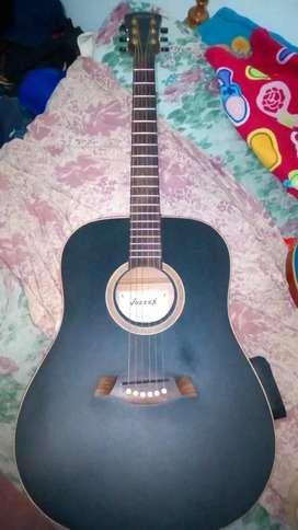 Guitarra electroacústica vozzex