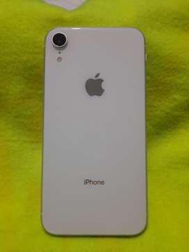 Iphone XR 64 g blanco