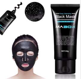Mascarillas negras de carbon, Black Mask 50g