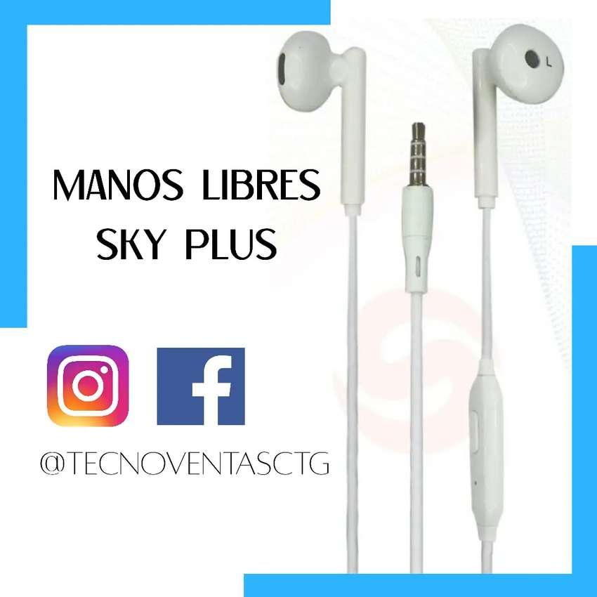 Manos libres marca Sky Plus 0