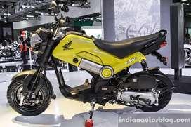 Moto Honda Navi 110cc 2019
