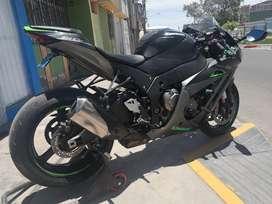 Kawasaki Zx10r 2016 Krt Full Extras