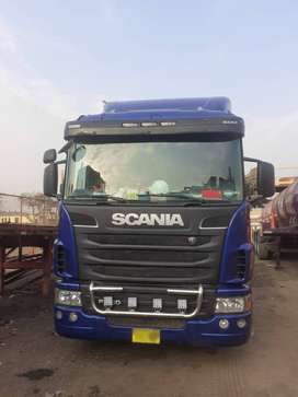 Scania p460