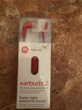 earbuds 2 motorola