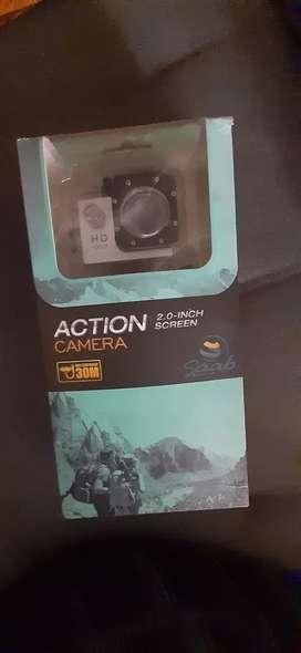 Vendo cámara Go Pro