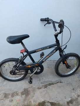 Bicicleta Halley Rodado 16
