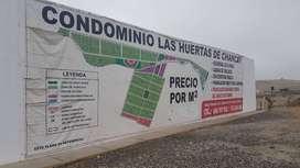 7 Lotes de 120 m2 en Chancay cerca de Lima Peru con título de propiedad usd 3999 cada uno