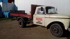 Ford 350 con perking 6