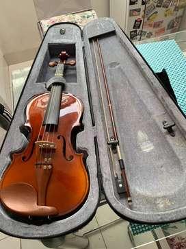 Remate de violin