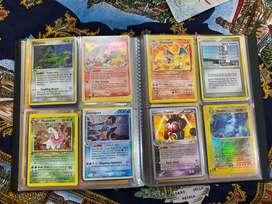 Cartas especiales pokemon