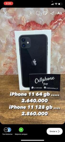 Iphone 11 de 128GB