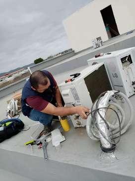 Servicio técnico de neveras Refrigeradoras y aires acondicionados