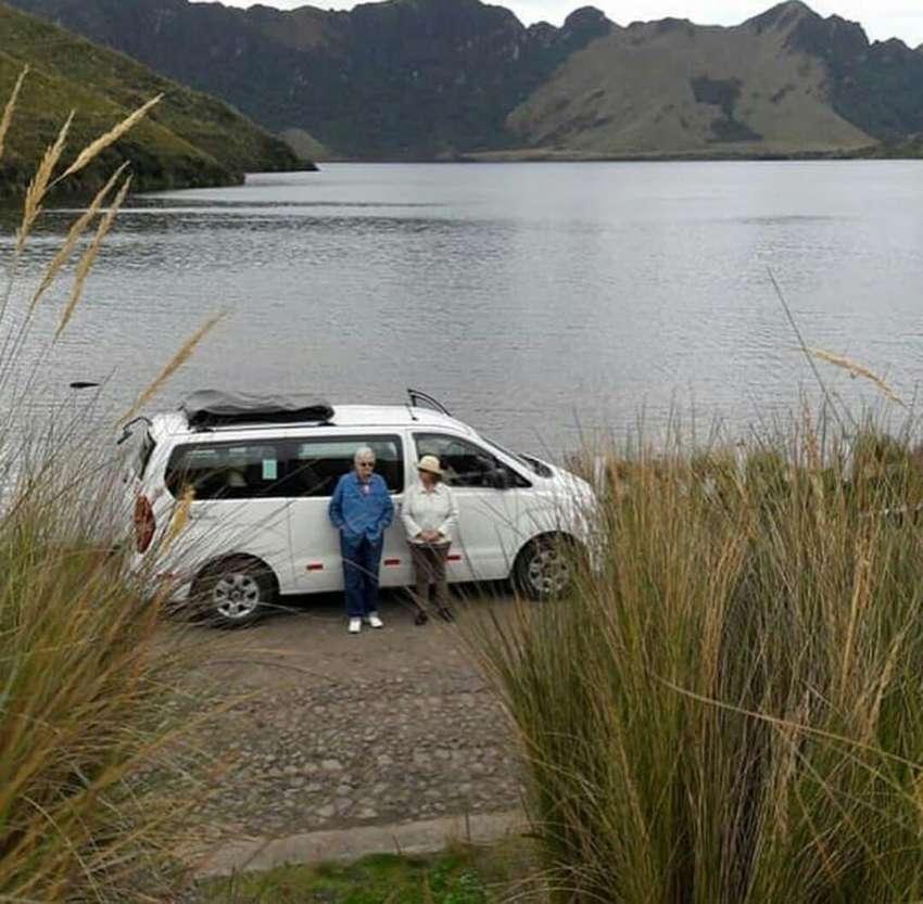 Alquilo Van H1 para Turismo dentro y fuera de la ciudad 0