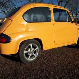 Fiat 600 impecable