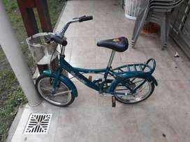 Bicicleta niño/a Rodado 14