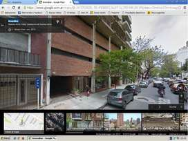 Cochera grande en Belgrano-Colegiales