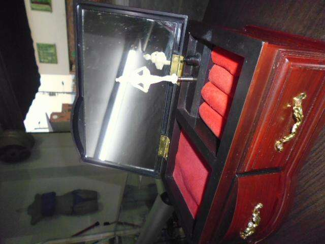 caja musical antigua bailarina funciona