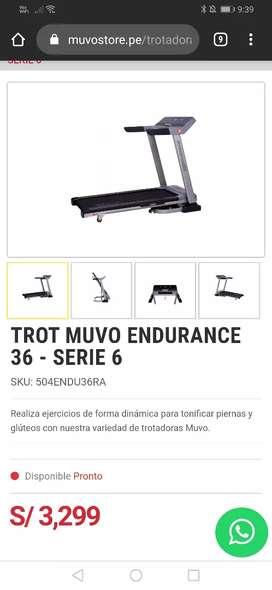 TROTADORA MUVO ENDURANCE 36 OXFORD