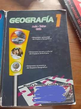 Libro Geografia 1.Egb. el semáforo