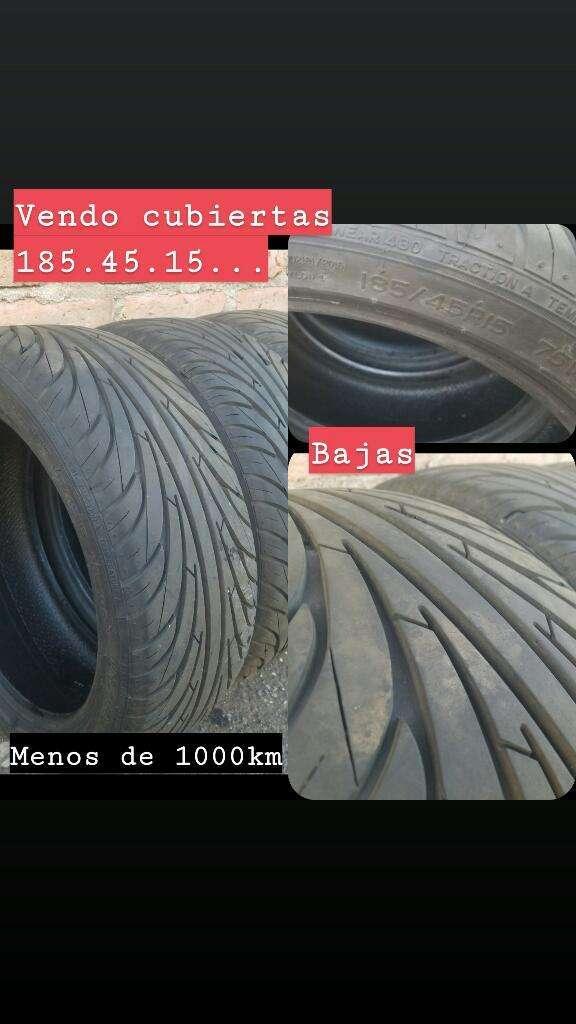 Vendo Cubiertas 185 45 15 0