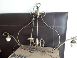 colgante lampara de techo