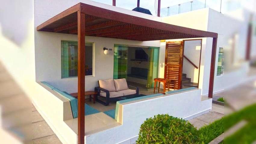 Alquiler de Casa en Condominio Playa Azul Km 127- 00520 0