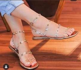 Hermosas Sandalias con Diseño Exclusivo