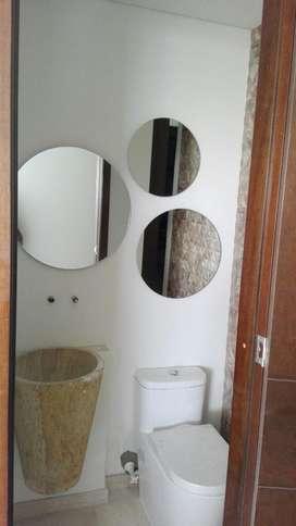 Espejos Decorativos,bucle,distanciados