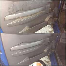 Limpieza de tapizados y pulido automotor
