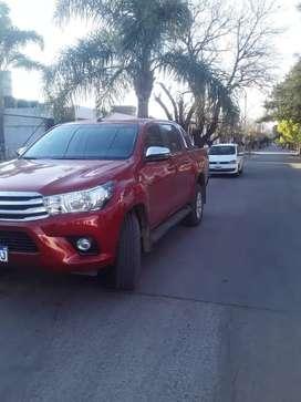 Vendo Camioneta Toyota Hilux, Excelente estado