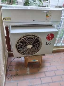 Vendo aire 12 btu ..220 voltage.poco uso inclulle su gas y el control
