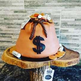 Tortas y tartas artesanales personalizadas