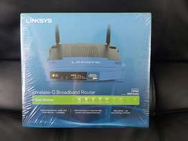 Wireless G Broadband Router  LINKSYS - Enrutador de banda ancha  WRT54GL