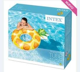 Flotador Piña Intex Original