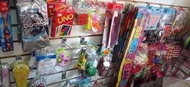 Negocio de variedades, bistueria, jugueteria utensicilios etc.
