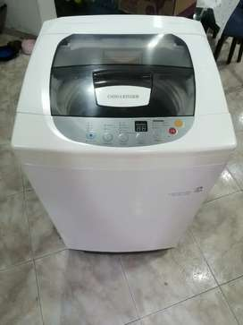 Hermosa lavadora challenger como nueva!!!