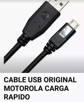 Cables Micro USB MOTOROLA ORIGINALES