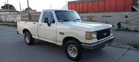 Ford F100 con perkin 4 potenciado modelo 90 al dia lista para transferir