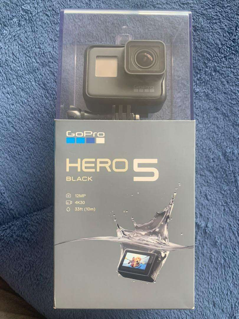 GoPro HERO 5 Black 0