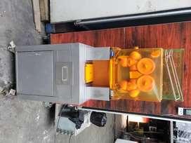 Maquina para jugo de naranja