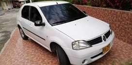 Se  vende logan 2007. Motor 1.400 la versión más completa
