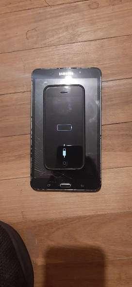 Combo iPhone 5 Y Tab 4 para Arreglar