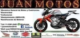 Mecanica de motos y cuatriciclos