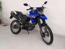 Yamaha xtz 250 0 kilómetros