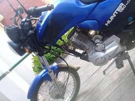 MOTO CORVEN 150 AÑO 2014
